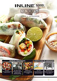 5000 Food Display Brochure