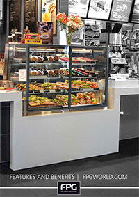 Food Display Features and Benifits