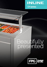GN Food Display Brochure